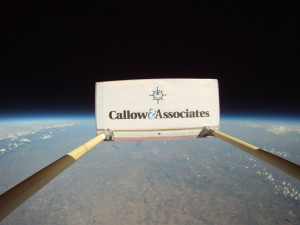 Callow & Associates Sponsors Airdrie Space Science Club ABE 3 Launch.